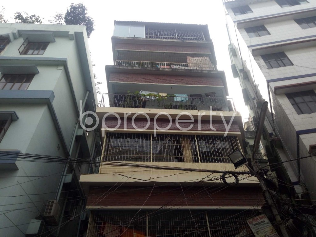 Outside view - 2 Bed Apartment for Sale in Eskaton, Dhaka - 1960736