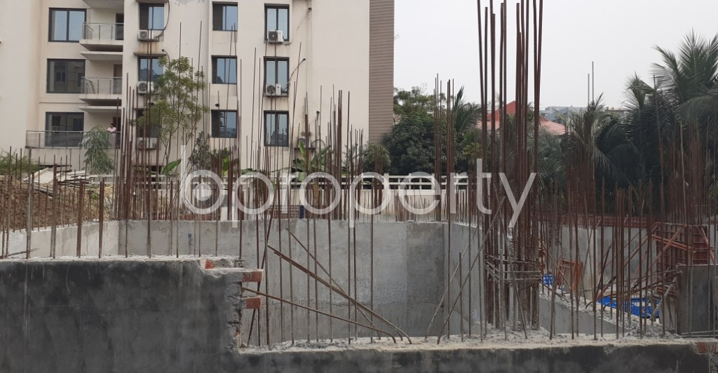 Front view - 3 Bed Apartment for Sale in Bashundhara R-A, Dhaka - 1960779
