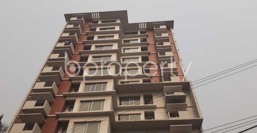 Front view - 3 Bed Apartment for Sale in Dhanmondi, Dhaka - 1960814