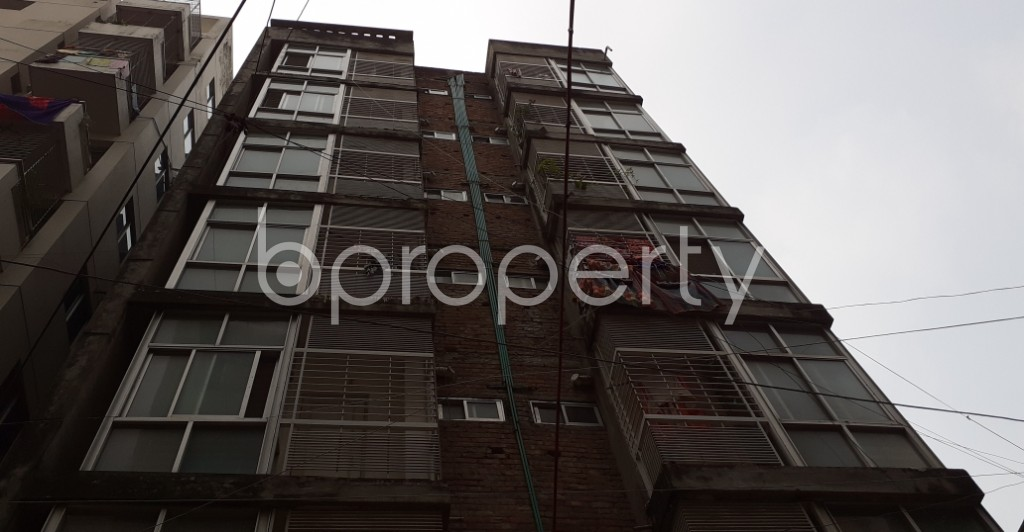 Outside view - 2 Bed Apartment to Rent in Kathalbagan, Dhaka - 1960845