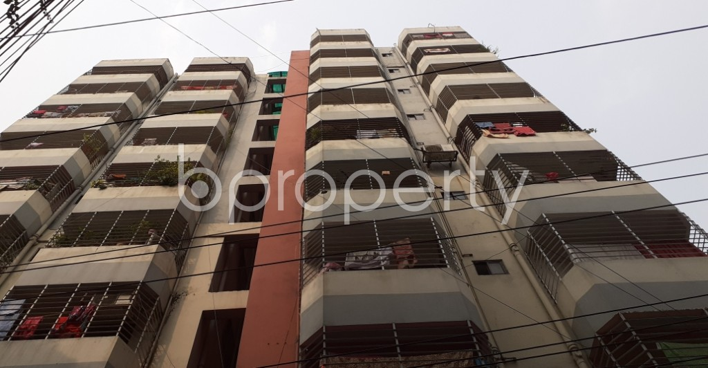 Outside view - 2 Bed Apartment to Rent in Kathalbagan, Dhaka - 1960846