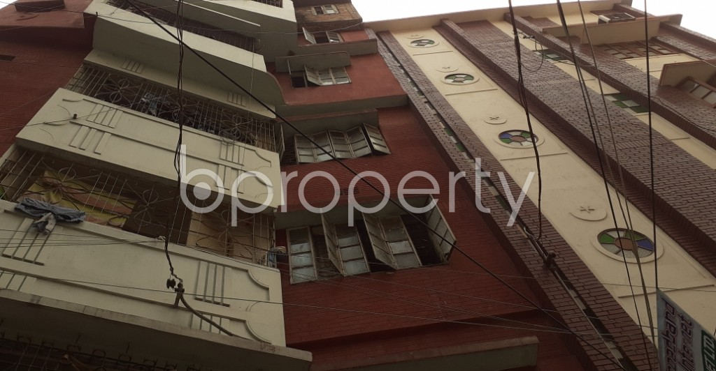 Outside view - 2 Bed Apartment to Rent in Kalabagan, Dhaka - 1960856