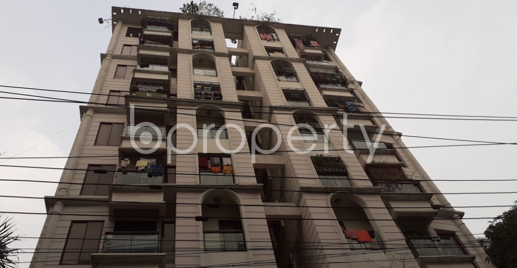 Outside view - 3 Bed Apartment to Rent in Kalabagan, Dhaka - 1960860