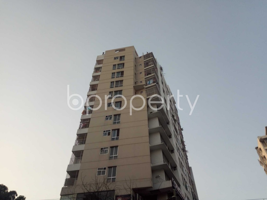 Outside view - 4 Bed Apartment for Sale in Khilgaon, Dhaka - 1959039
