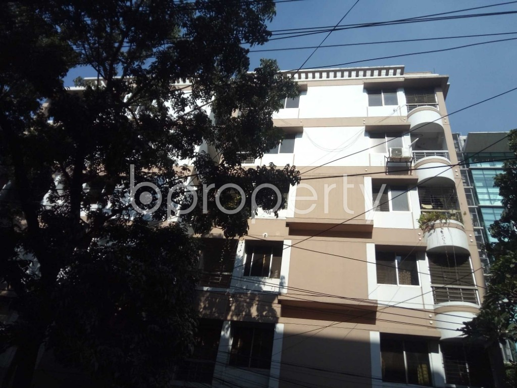 Outside view - 3 Bed Apartment to Rent in Banani, Dhaka - 1961140