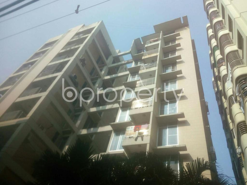 Front view - 3 Bed Apartment to Rent in 15 No. Bagmoniram Ward, Chattogram - 1961326