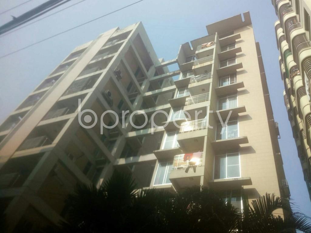 Front view - 3 Bed Apartment to Rent in 15 No. Bagmoniram Ward, Chattogram - 1961327