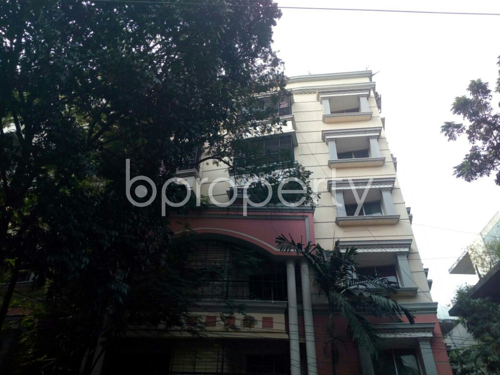 Outside view - 4 Bed Apartment to Rent in Banani, Dhaka - 1961334