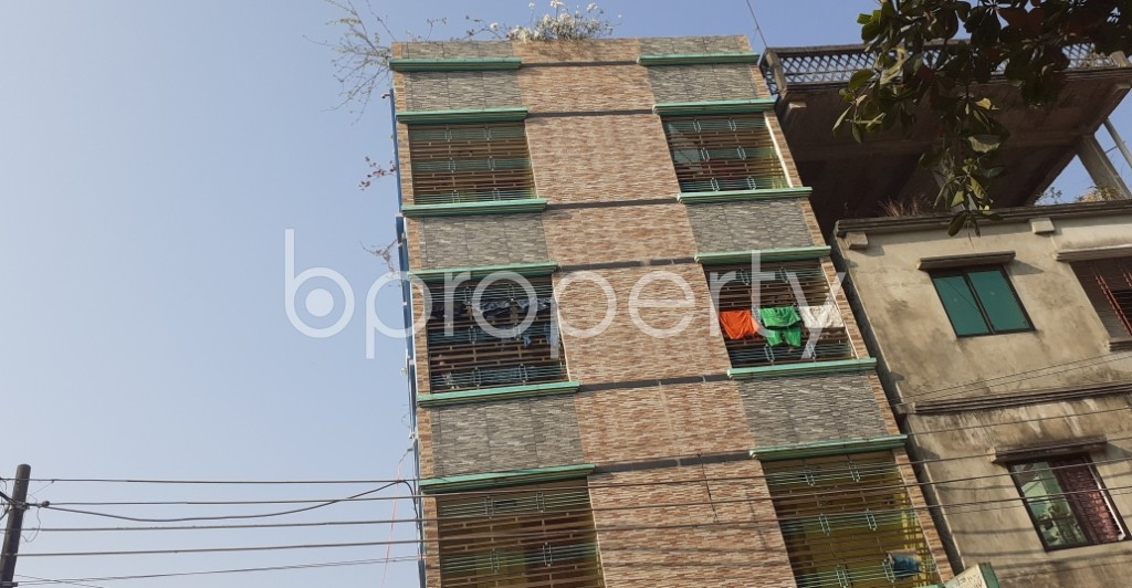 Front view - 2 Bed Apartment to Rent in 10 No. North Kattali Ward, Chattogram - 1961379