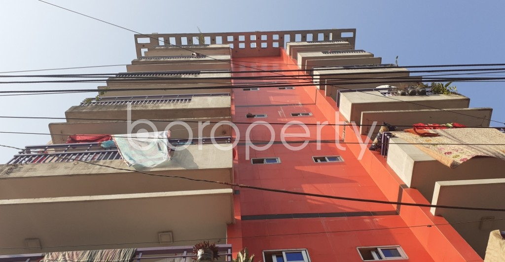 Front view - 2 Bed Apartment to Rent in 10 No. North Kattali Ward, Chattogram - 1961417