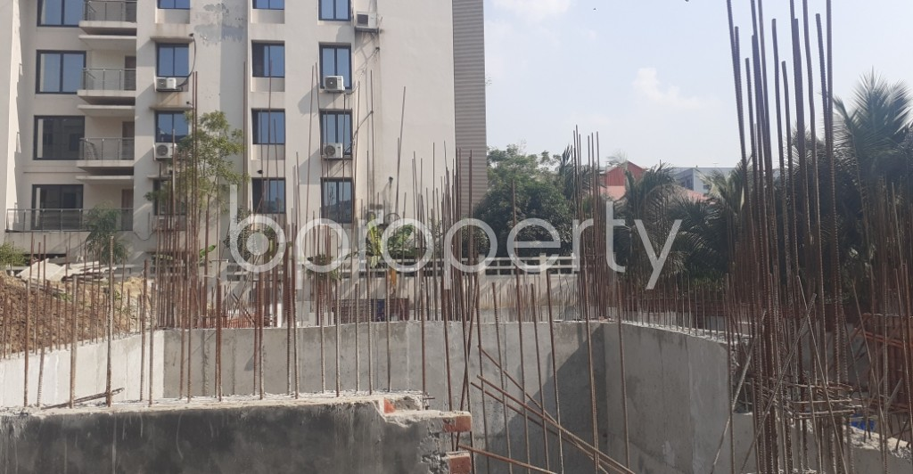 Front view - 3 Bed Apartment for Sale in Bashundhara R-A, Dhaka - 1961428