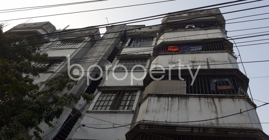 Front view - 2 Bed Apartment to Rent in 10 No. North Kattali Ward, Chattogram - 1961486