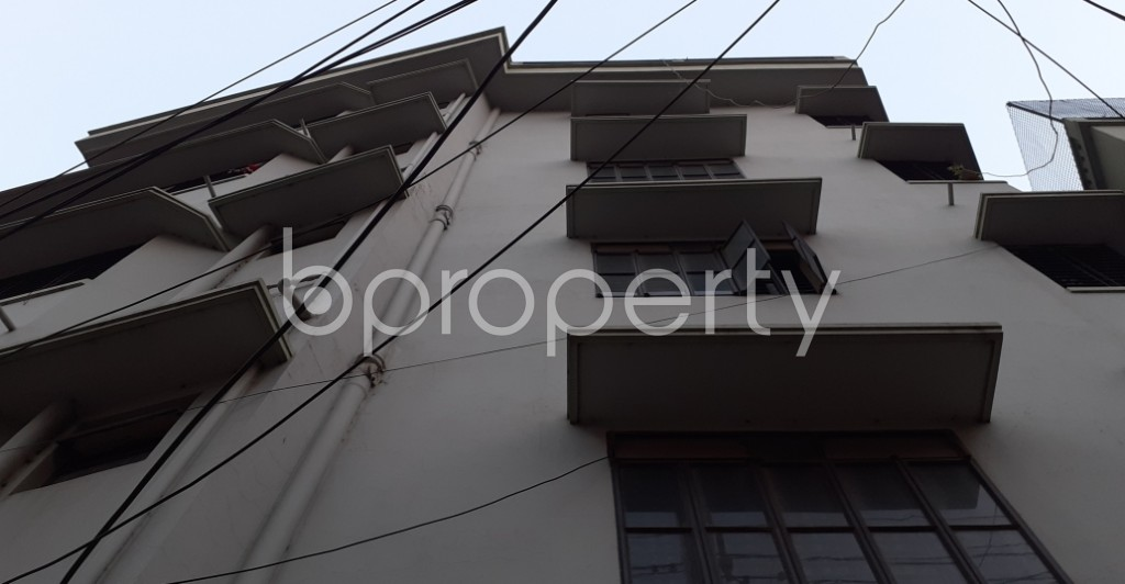 Front view - 1 Bed Apartment to Rent in 10 No. North Kattali Ward, Chattogram - 1961500