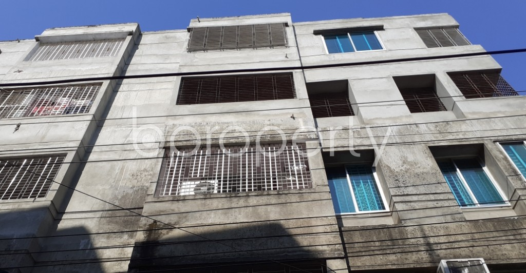 Outside view - 3 Bed Apartment to Rent in Kathalbagan, Dhaka - 1961531