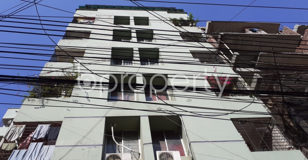 Outside view - 3 Bed Apartment to Rent in Kathalbagan, Dhaka - 1961536