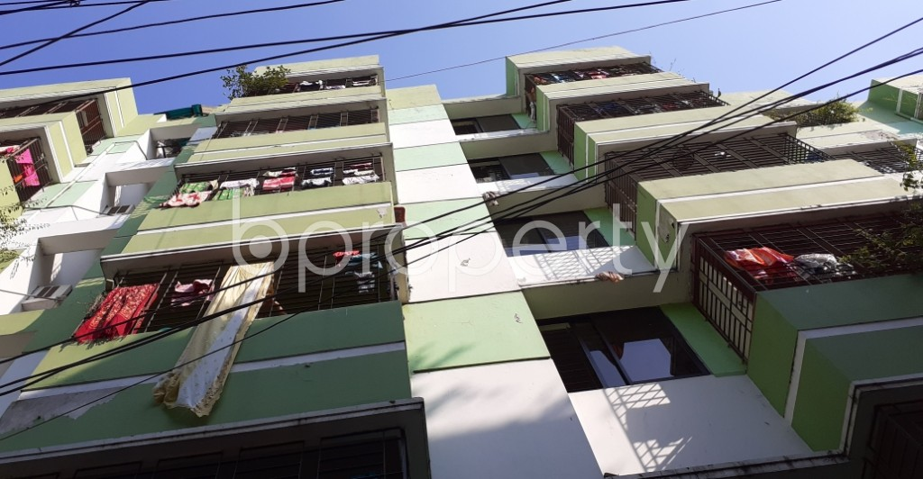 Outside view - 2 Bed Apartment to Rent in Kathalbagan, Dhaka - 1961546