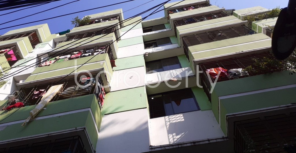 Outside view - 2 Bed Apartment to Rent in Kathalbagan, Dhaka - 1961547