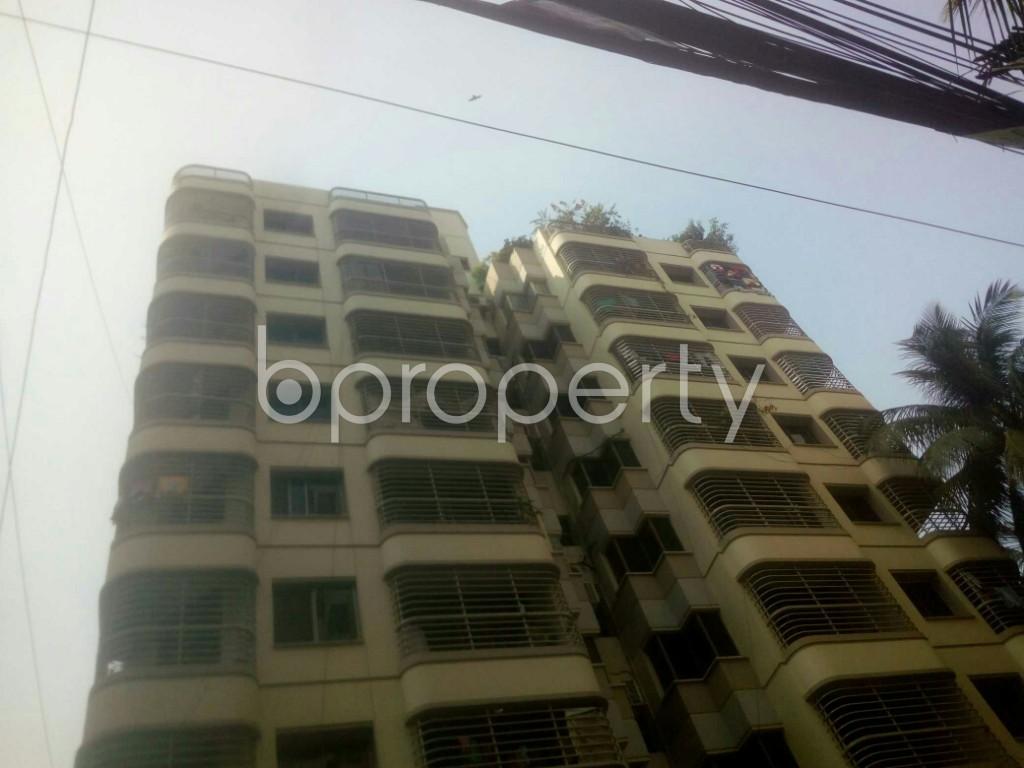 Front view - 3 Bed Apartment to Rent in 15 No. Bagmoniram Ward, Chattogram - 1961601