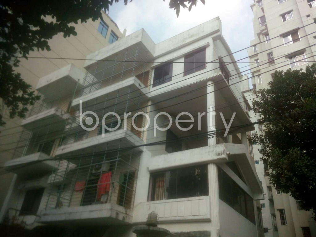 Outside view - 2 Bed Apartment to Rent in 15 No. Bagmoniram Ward, Chattogram - 1961605