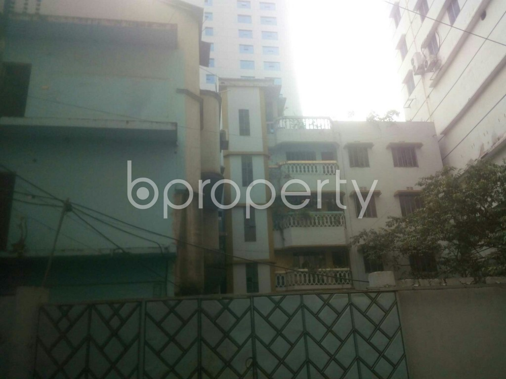 Outside view - 3 Bed Apartment to Rent in 15 No. Bagmoniram Ward, Chattogram - 1961671