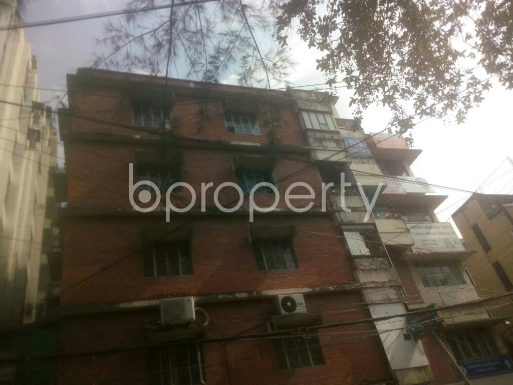 Outside view - 2 Bed Apartment to Rent in 15 No. Bagmoniram Ward, Chattogram - 1961673