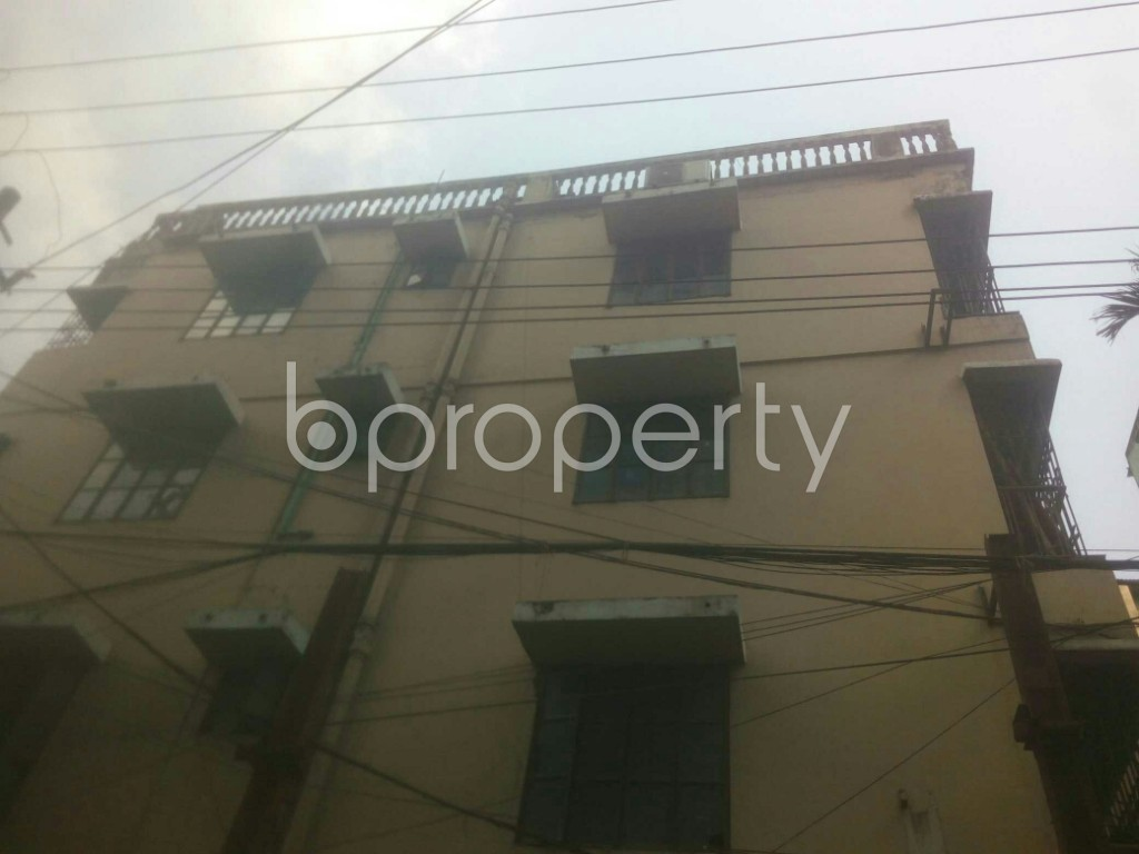 Outside view - 2 Bed Apartment to Rent in 15 No. Bagmoniram Ward, Chattogram - 1961674