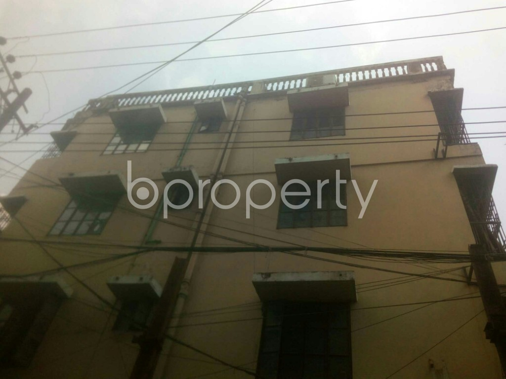 Outside view - 2 Bed Apartment to Rent in 15 No. Bagmoniram Ward, Chattogram - 1961675