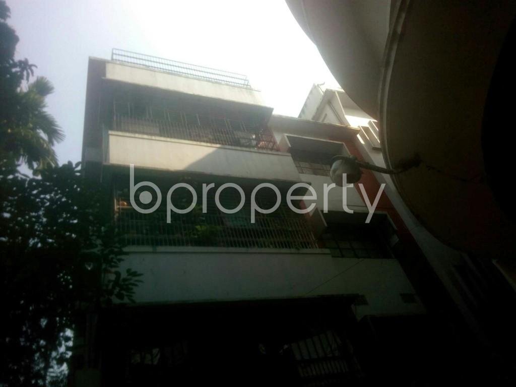 Front view - 3 Bed Apartment to Rent in 15 No. Bagmoniram Ward, Chattogram - 1961679