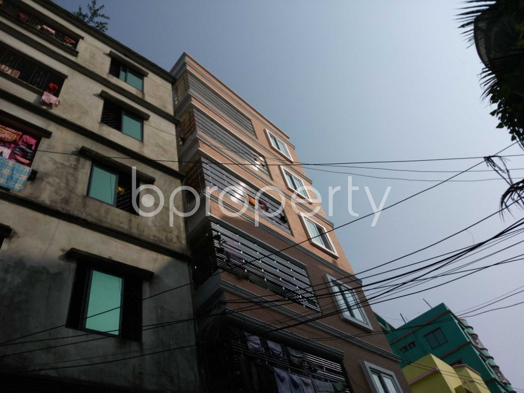 Front view - 2 Bed Apartment to Rent in Halishahar, Chattogram - 1961690