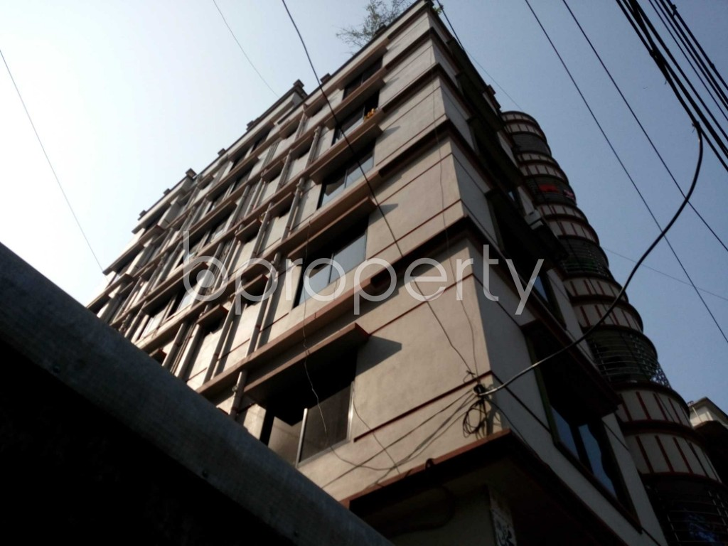Front view - 2 Bed Apartment to Rent in Halishahar, Chattogram - 1961699