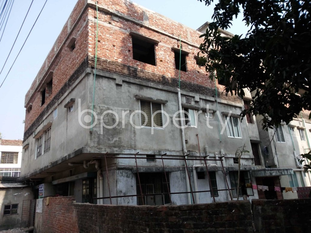 Front view - 2 Bed Apartment to Rent in Halishahar, Chattogram - 1961724