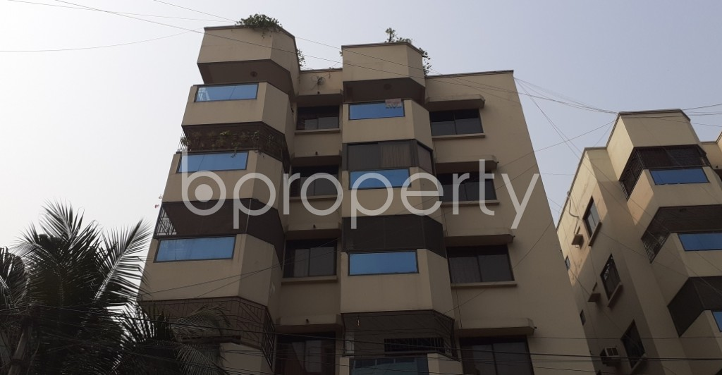 Front view - 4 Bed Apartment for Sale in Gulshan, Dhaka - 1961728