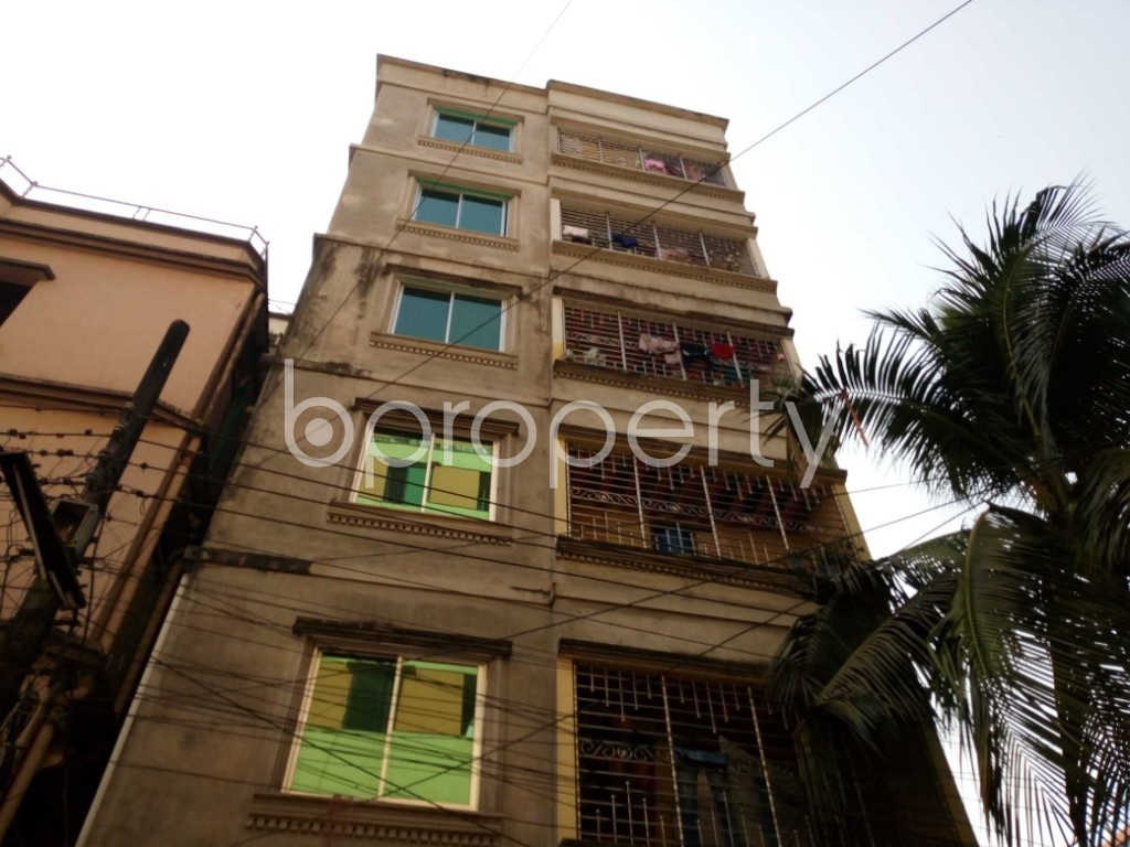 Front view - 1 Bed Apartment to Rent in Halishahar, Chattogram - 1961749