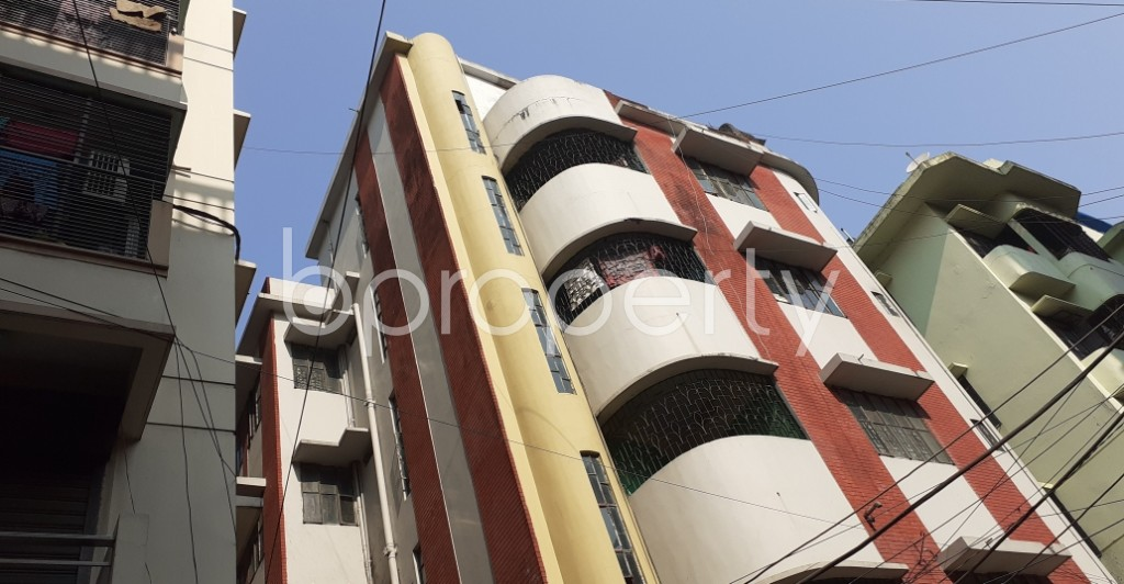 Front view - 2 Bed Apartment to Rent in 10 No. North Kattali Ward, Chattogram - 1961758
