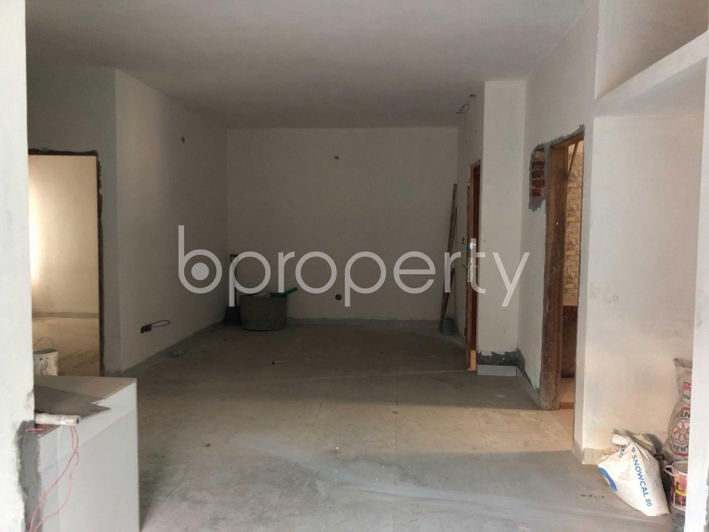 Dining area - 3 Bed Apartment for Sale in Adabor, Dhaka - 1944028