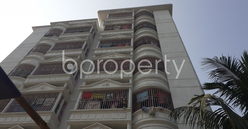 Front view - 2 Bed Apartment to Rent in 10 No. North Kattali Ward, Chattogram - 1961816