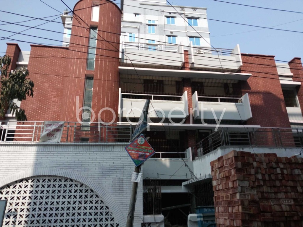 Front view - 4 Bed Apartment to Rent in Halishahar, Chattogram - 1961929