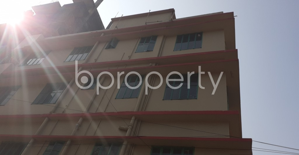 Front view - 2 Bed Apartment to Rent in 10 No. North Kattali Ward, Chattogram - 1961930