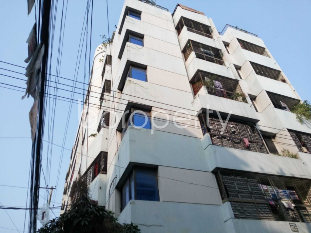 Front view - 3 Bed Apartment to Rent in Halishahar, Chattogram - 1961969