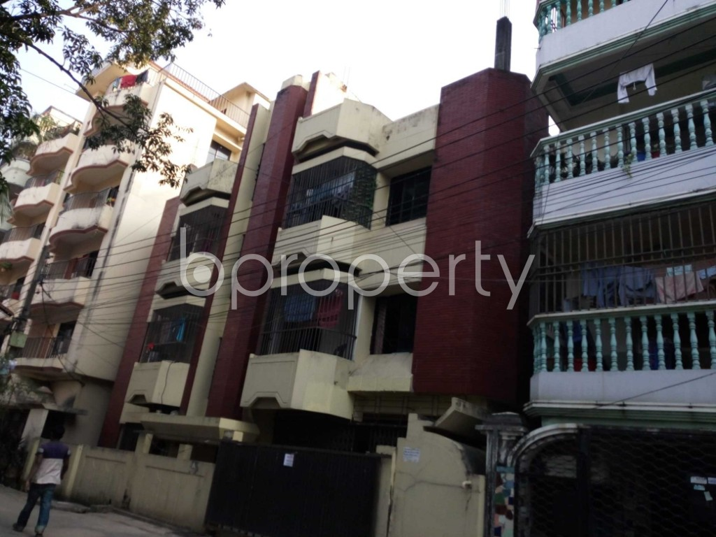 Front view - 2 Bed Apartment to Rent in Halishahar, Chattogram - 1962015