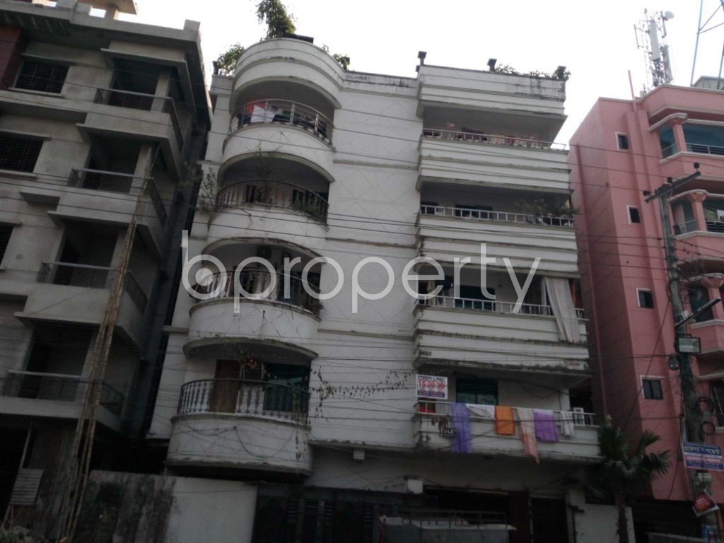 Front view - 2 Bed Apartment to Rent in Halishahar, Chattogram - 1962081
