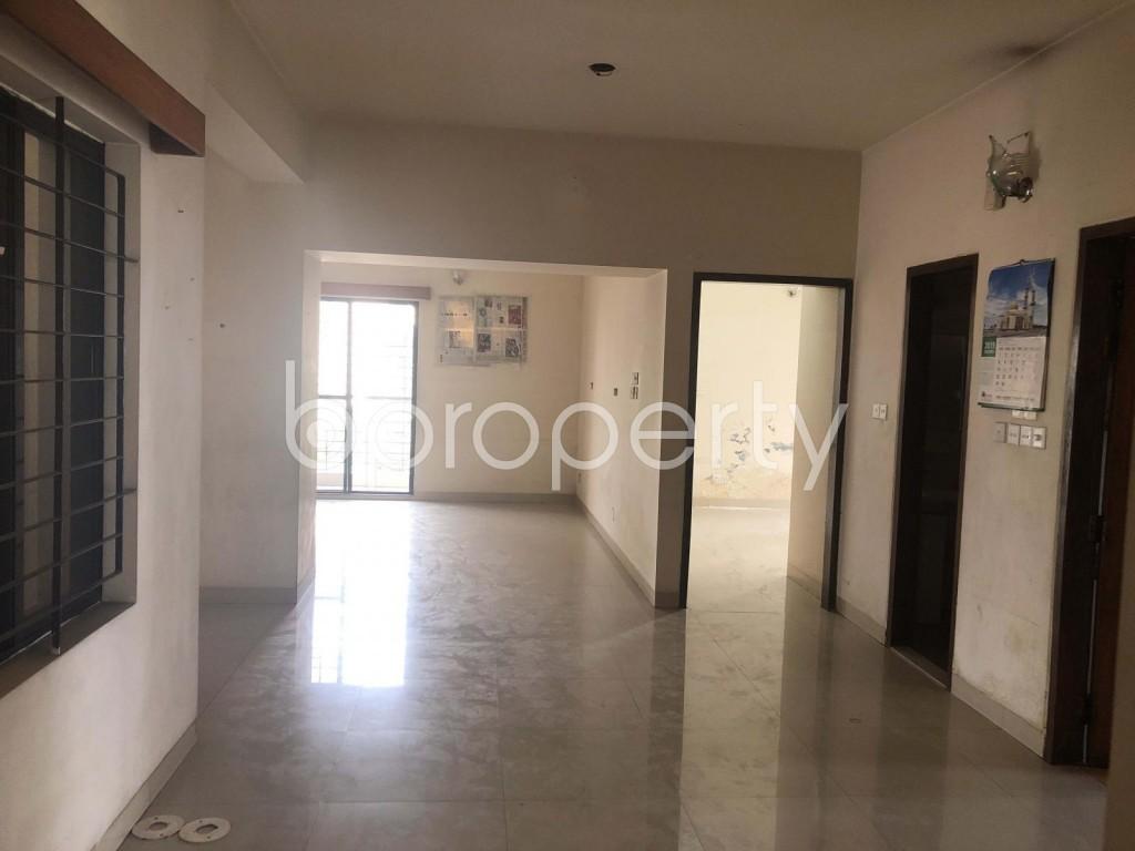 Corridor Hallway - 3 Bed Apartment for Sale in Banani, Dhaka - 1947643