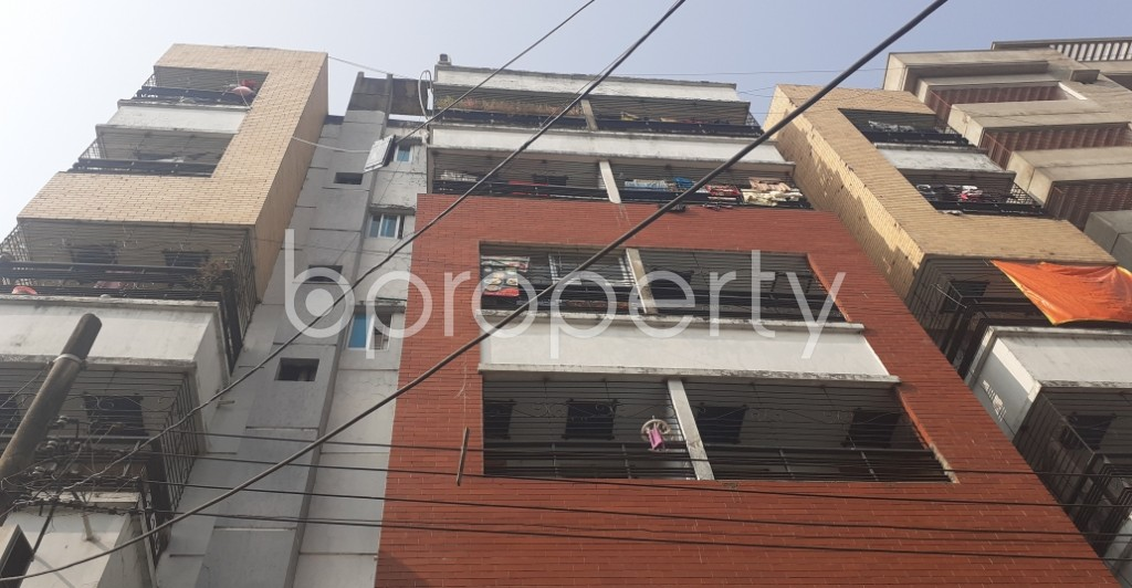 Front view - 2 Bed Apartment to Rent in 10 No. North Kattali Ward, Chattogram - 1962173