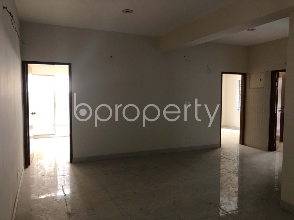 Dining area - 3 Bed Apartment for Sale in Dhanmondi, Dhaka - 1920123