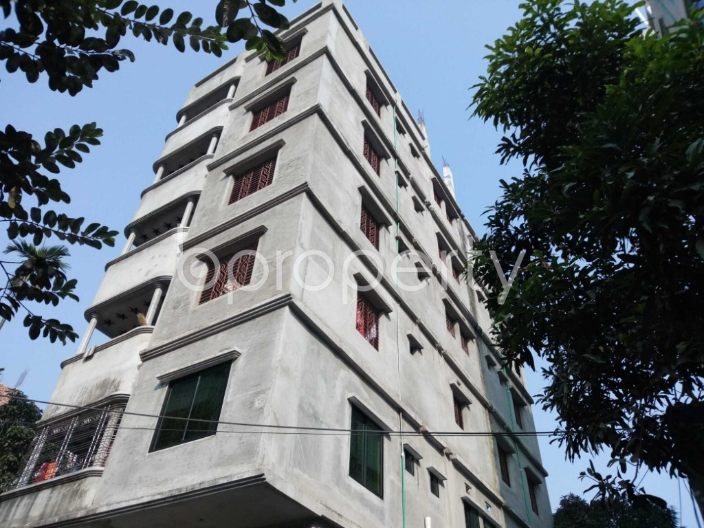 Front view - 3 Bed Apartment to Rent in Halishahar, Chattogram - 1962401