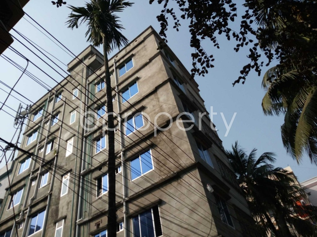 Front view - 2 Bed Apartment to Rent in Halishahar, Chattogram - 1962434