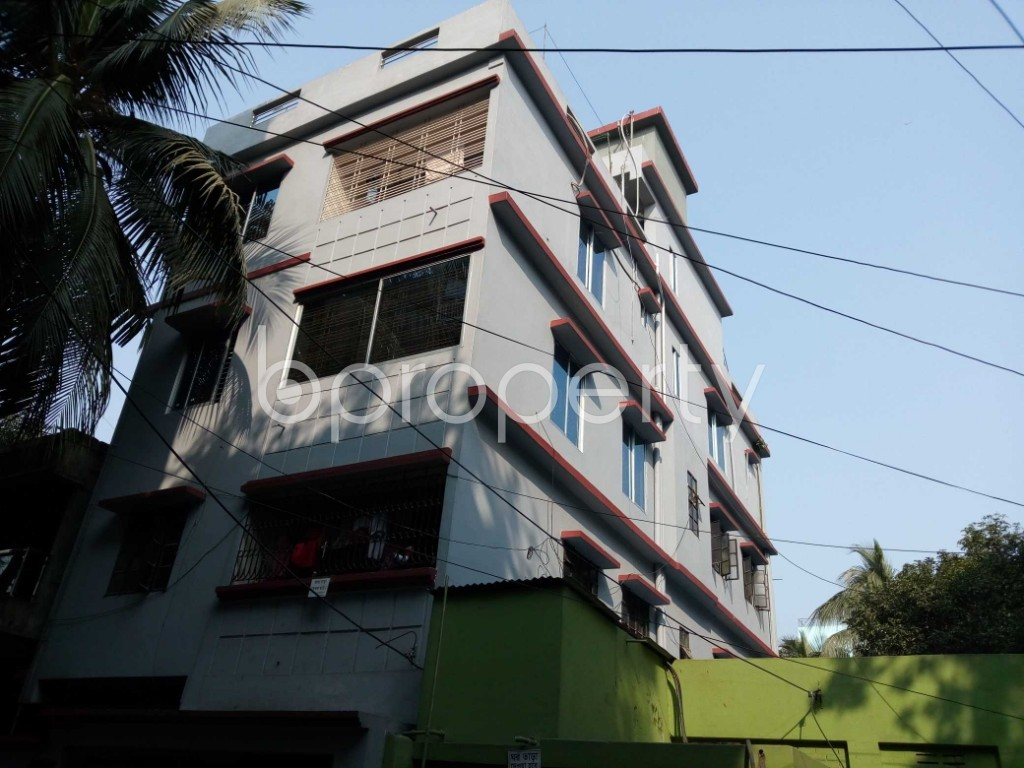 Front view - 2 Bed Apartment to Rent in Halishahar, Chattogram - 1962439