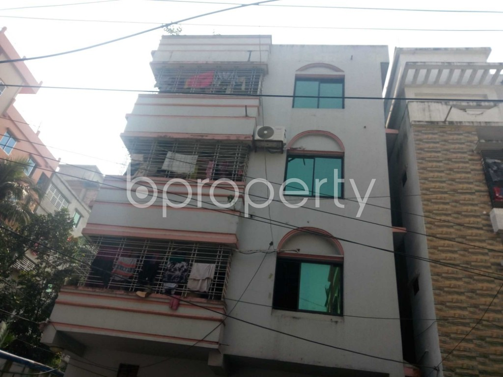 Front view - 2 Bed Apartment to Rent in Halishahar, Chattogram - 1962457