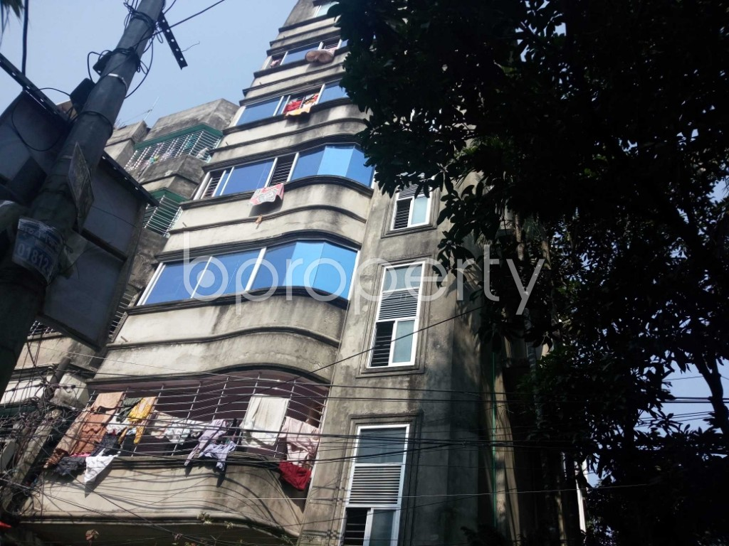 Front view - 2 Bed Apartment to Rent in Halishahar, Chattogram - 1962465