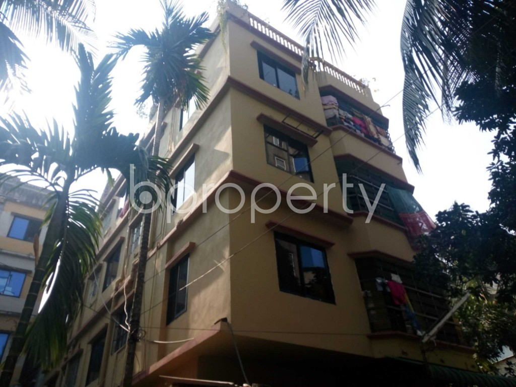Front view - 2 Bed Apartment to Rent in Halishahar, Chattogram - 1962477